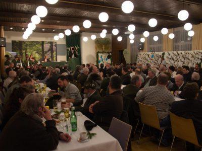 Hegeschau Bezirksversammlung Dornbirn